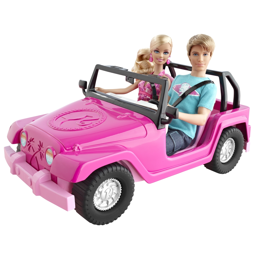 Coche Barbie Sweetbie
